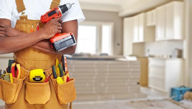 تعمیرات آپارتمان
