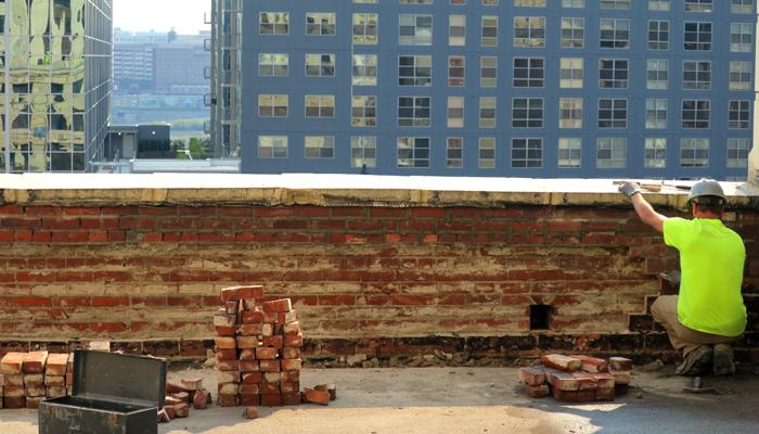تعمیرات داخلی ساختمان