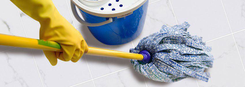 نظافت منزل توسط خانم در تهران