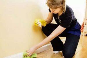 خدمات نظافتی: نظافت منزل