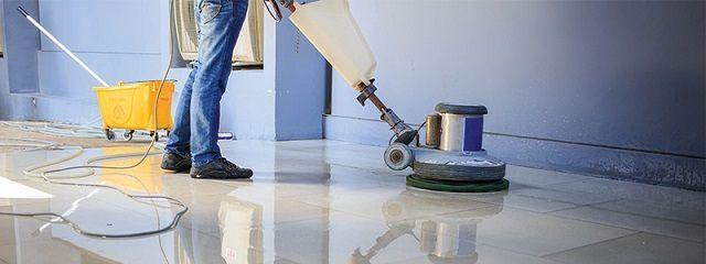 خدمات نظافتی: کفسابی